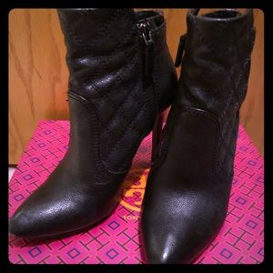 Tory Burch Orchard Booties Size 6